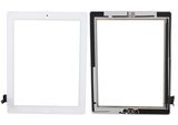 Apple Ipad 3/3G LCD Display Touch Screen Glas Komplett weiß