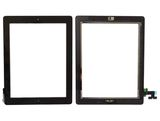 Apple Ipad 3/3G LCD Display Touch Screen Glas Komplett black