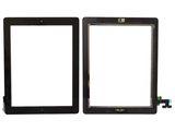 Apple Ipad 3/3G LCD Display Touch Screen Glas Komplett black