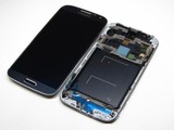 Samsung Galaxy S3 i9300 Display Touchpad blau