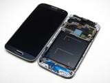 Samsung Galaxy S3 i9300 Display Touchpad blau