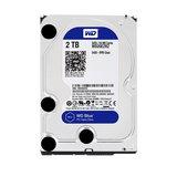 Festplatte SATA-3 2TB WD WD20EZRZ Blue SATA 6Gb/s