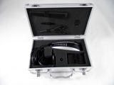 Haarschneide-Set mit Koffer 4-Kammaufsätze 1-Kamm Bürste l