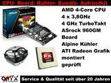 Aufrüstkit Bundle Kit AMD Quadcore FX-4300 3,8GHz +Board