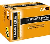 Batterie Duracell Industrial  AA Mignon  LR06  10er Karton