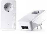 Powerline 500Mbit Devolo 550duo+  Starter Kit LAN Ausstellungsstück