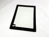 Apple Ipad 2 LCD Display Touch Screen Glas Komplett schwarz