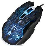 Mouse Gaming Laser LogiLink 2400dpi ID0137