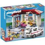 PLAYMOBIL  Ambulanz mit Notarzt-PKW 5012