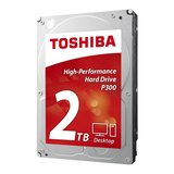 Festplatte SATA-3 2TB Toshiba P300 64MB 7200rpm HDWD120UZSVA
