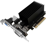 PCIe Grafikkarte 2GB GT710 Palit GDDR3 DVI VGA HDMI Passiv