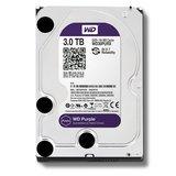 Festplatte SATA-3 3TB WD WD30PURX Purple 64MB 5400rpm