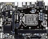 Board S1151 GigaByte H110M-S2H 2xDDR4 USB3.1 HDMI DVI VGA