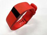 Fitbit Charge HR large orange Aktivitätstracker Ausstellungsstück