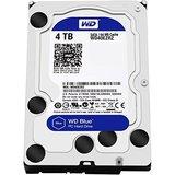 Festplatte SATA3 4TB 4TB WD40EZRZ SATAS 6 Gb/s Pull
