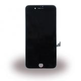 Apple iPhone 7 Display schwarz 3D Retina Glas Scheibe