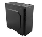 Midi Gehäuse Antec VSP-5000 Midi Tower USB3 gedämmt schwarz