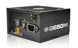 Netzteil ATX 650W CoolerMaster G650M 80+ Bronze Kabelmanag.