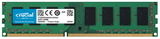 DDR3  8GB PC1600 CRUCIAL [1x8GB] CL11 1,35V