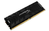 DDR4  8GB PC3000 Kingston 1x8GB CL15