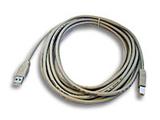 Kabel USB m/m, TYP A/B  3m       USB 2.0