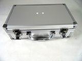 10x Haarschneide-Set mit Koffer 4-Kammaufsätze 1-Kamm Bürste