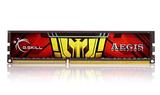 DDR3  8GB PC1333 G.Skill 1x8GB Aegis