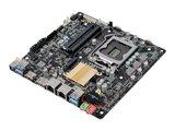 Board S1151 Asus H110T USB3.0 2xGBL 7.1 miniITX Grafik