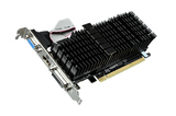 PCI-E 1GB GF GT710 GigaByte GDDR3 HDMI DVI VGA 1600MHz 64