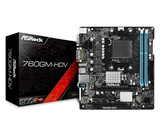 Board AM3+ Asrock 760GM-HDV 2xDDR3 7.1 DVI HDMI VGA 4xSATA3