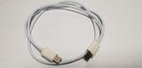 Kabel Thunderbolt 2x Typ C Stecker 1,2m