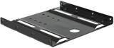Einbaurahmen HDD/SSD 6,35cm(2,5)-8,9cm(3,5) Delock