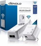 Powerline 500Mbit Devolo 500+ Starter Kit LAN Wifi
