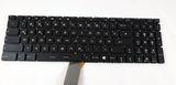 Tastatur für Notebook MSI MS1792 gebraucht backlight Sunrex Gebrauchtartikel
