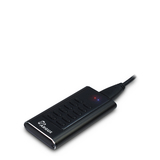 Gehäuse HDD 1x M.2 SATA zu USB3.0 InterTech Argus schwarz
