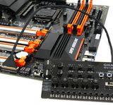 Gehäuselüfter Steuerung GigaByte GC-OC Touch mit Kabel