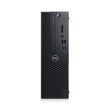 PC i5 Dell Optiplex 3060 6x3GHz 8GB M.2 256GB SSD W10P DVDRW