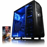 PC A8 Gaming VIBOX 3,8GHz 8GB 1TB Radeon R7 W10 blau