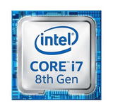 CPU Intel S1151 Core i7-8700K 6kerne 3,7GHz
