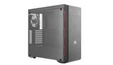 Midi Gehäuse Coolermaster MasterBox MB600L Alu Look Fenster