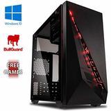 PC Gaming VIBOX A8-7600 3,8GHz 8GB 1TB Radeon R7 W10H RBG