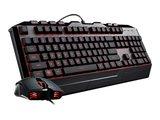 Tastatur+Mouse CoolerMaster Devastator III RGB Combo