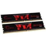 DDR4  16GB PC3000 G.Skill (2x8GB) Aegis 288Pin