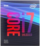 CPU Intel S1151 Core i7-9700KF 4,9GHz 12MB