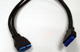 Kabel Verlängerung USB3.0 intern 40cm lang