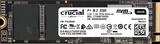 Flash SSD 500GB Crucial P1 M.2 NVMe PCIe 3D