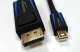 Kabel Display Port 2m auf mDisplayPort