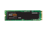 Flash SSD 250GB 2,5 Samsung 860 EVO M.2 2280