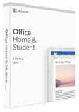 Microsoft Office 2019 Home & Student 32/64bit Medialess