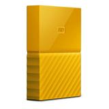 ext. Festplatte 2 TB WD My Passport gelb